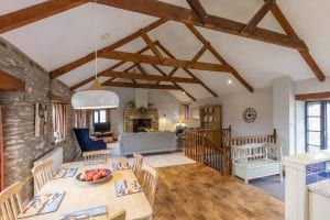 Luxury Interior at Tredethick