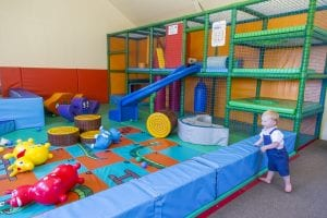 Indoor Play at Tredethick