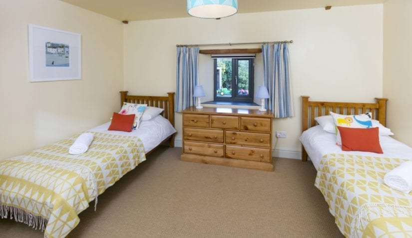 Dairy Cottage Twin Room