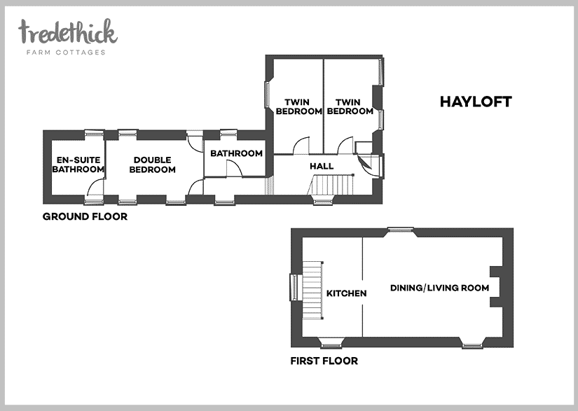 Hayloft layout