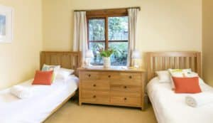 Orchard Cottage Twin Room