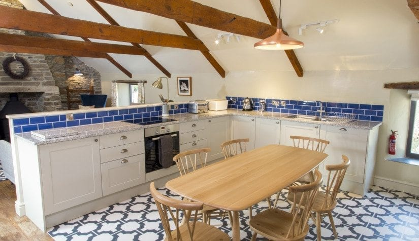 Hayloft kitchen